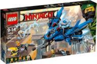 LEGO NINJAGO 70614 ODRZUTOWIEC BŁYSKAWICA OKAZJA