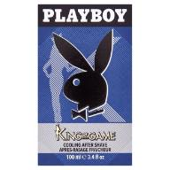 PLAYBOY MEN KING OF THE GAME AFTER SHAVE 100ML