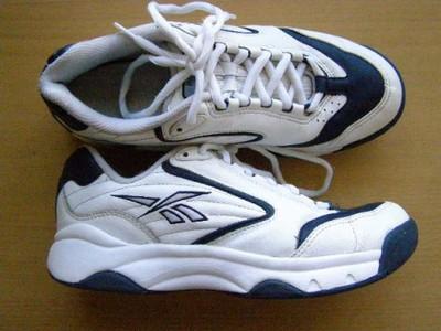REEBOOK skórzane buty do tenisa ROZ.39