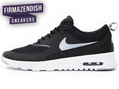 Nike air max thea męskie 599409 007 czarne 40 45 Zdjęcie