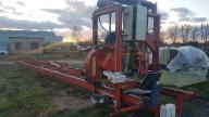 Trak Taśmowy SZEROKOTAŚMOWY GOLTAD 750 z hydraulik