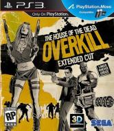 House of the Dead OVERKILL Extended Cut - PS3 Użw