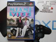 MIAMI VICE POLICJANCI Z MIAMI PS2 PLAYSTATION 2