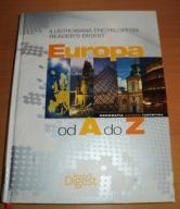 Encyklopedia Readers Digest Europa od A do Z