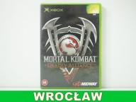 MORTAL KOMBAT DEADLY ALLIANCE | XBOX CLASSIC | 24H