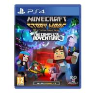 MINECRAFT STORY MODE COMPLETE ADVENTURE PS4 Poznań
