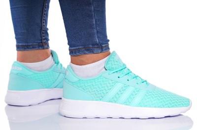online tutaj tanie trampki specjalne do butów BUTY ADIDAS DAMSKIE LITE RACER W AW3829 MIĘTOWE - 6815644878 ...