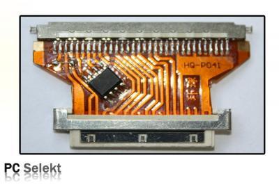 PRZEJŚCIÓWKA do matryc 20 pin - 30 pin HQ-P041