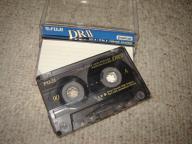 Kaseta magnetofonowa Fuji DR-II 90