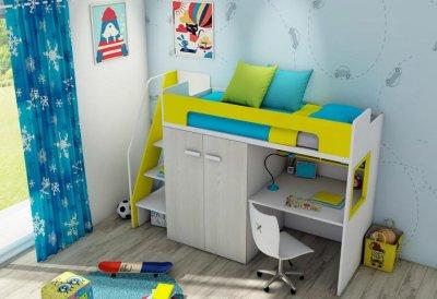 łóżko Piętroweszafabiurkoschody Maroko 6335891990 Oficjalne