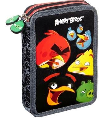Angry Birds Piornik Podwojny Z Wyposazeniem 6906574010 Oficjalne Archiwum Allegro