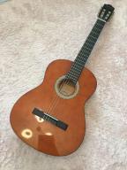 Gitara akustyczna ze stojakiem i pokrowcem+gratisy