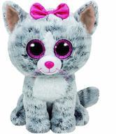 Maskotka Beanie Boos kot Kiki 15cm