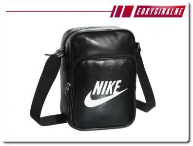c00a44550adbf Torba Nike Heritage BA4270-019  Listonoszka Small - 5373812496 ...