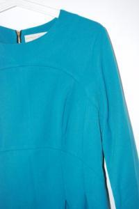 Doroty Perkins turkusowa sukienka rozmiar 40