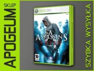 ASSASSIN'S CREED / KOMPLET / XBOX360 / APOGEUM