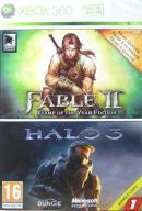Fable II GOTY + Halo 3 X360 Używana GameOne