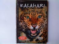 KALAHARI - DOM LAMPARTÓW PŁYTA DVD - Drapieżniki