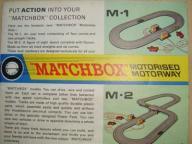 Katalog matchbox 1969 r.