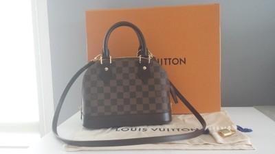 d762e8e297b6f Louis Vuitton Alma BB ! 100% Oryginalna ! Komplet - 6910805385 ...