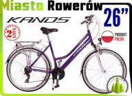 Rower 26 Kands VENUS PRO SHIMANO Fioletowy 2016