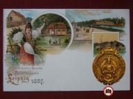 1897 Las,Litografia,Lux,A2164