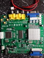 Konwerter VGA CGA EGA GBS8200