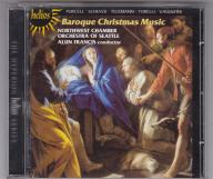 Baroque Christmas Music Northwest Chamber Orch CD