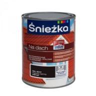 ŚNIEŻKA Farba na dach Grafit R7024 5l Grafitowy