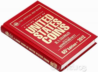 Red Book 2013 - najlepszy katalog monet USA