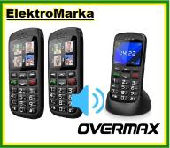 TELEFON DLA SENIORA OVERMAX VERTIS 2210 SOS,KAMERA