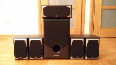 System głośnikowy Infinity Alpha 5 HCS /II