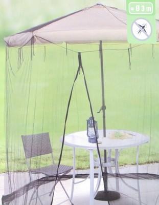 Moskitiera Na Parasol Ogrodowy O Srednicy 300cm 3m 6296483087 Oficjalne Archiwum Allegro