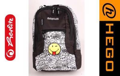 HERLITZ plecak BE.BAG SMILEY ! HIT GDYNIA 2553579271