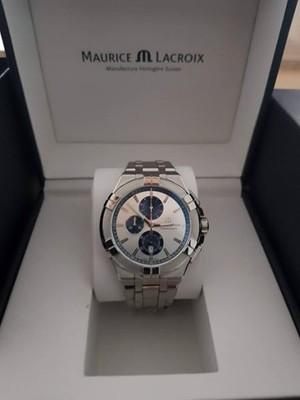 zegarek MAURICE LACROIX AIKON CHRONOGRAPH