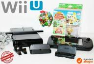 Wii U 32GB + Animal Crossing amiibo  GWARANCJA !