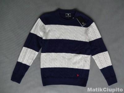 Sweter JOHN PARTRIDGE SWEAT wool L JESIEŃ wełna hm