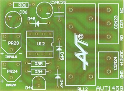 AVT1459 A Uniwersalny układ czasowy