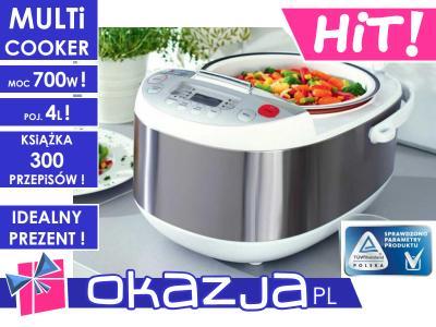 Multicooker Hoffen Mc5104 Ksiazka 300p Prezent 5962460747