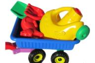 Wózek Konewka Zabawki do piasku polskie Jakość