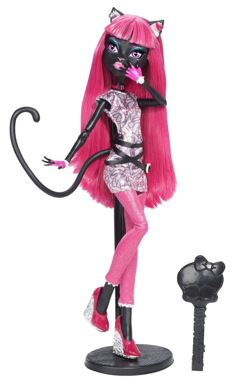 Monster High Catty Noir Nowy Semestr Unikat 7012506670 Oficjalne Archiwum Allegro