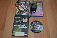 PS2 eye toy + 4 GRY