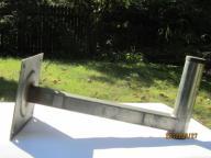 Aluminiowy uchwyt do anteny satelitarnej