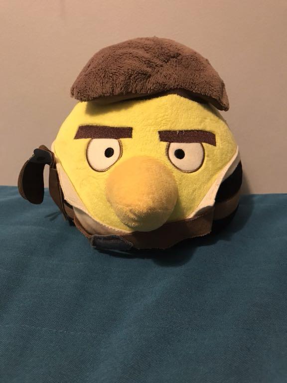 Angry Birds Star Wars Han Solo Duza Maskotka 7033110459 Oficjalne Archiwum Allegro