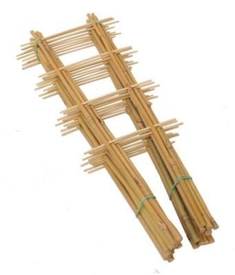 Drabinka bambusowa 75 cm op. 10 sztuk PERGOLA