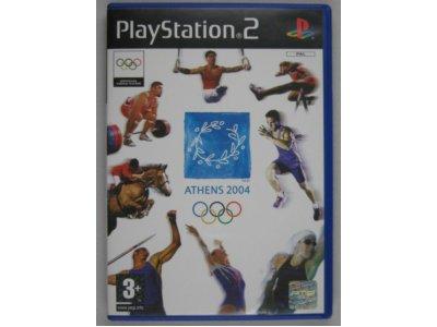 ATHENS 2004   PS2 SKLEP GWARANCJA BDB!