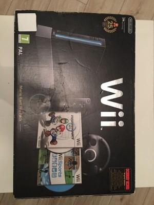 Wii 100% sprawne dwa wiiloty/pady+nunchack+kierown