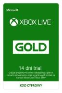 XBOX LIVE GOLD 14 DNI XBOX ONE 24/7 AUTOMAT