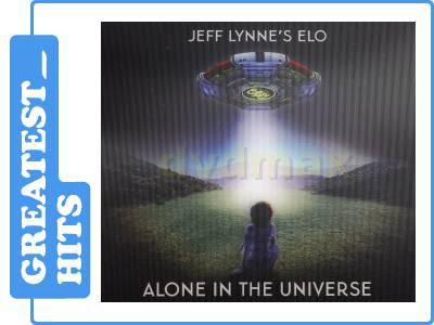 ELO: JEFF LYNNE'S ELO - ALONE IN THE UNIVERSE (CD)