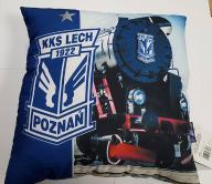 Poduszka Lech Poznań Lokomotywa